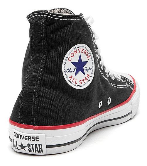 Tênis Converse Ct All Star Core Hi Preto - Cano Longo