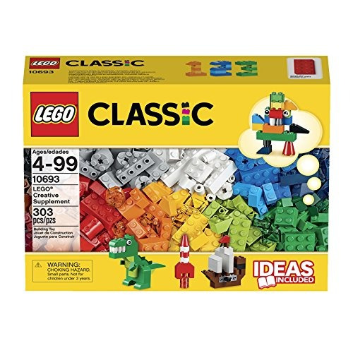 Juguete Lego Classic Creative Supplement 303 Piezas
