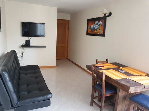 Alquiler Apartaestudio Amoblado Medellin, Barato Y Economico