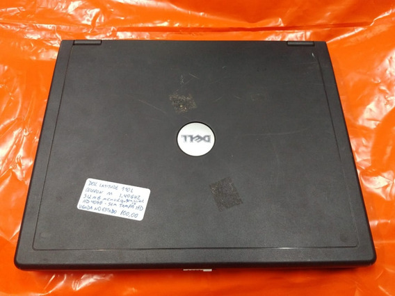 Notebook Dell Latitude 110l ** Com Defeito **