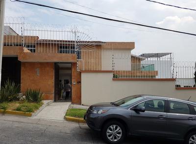 Amplia Residencia Con Alberca, Jardin, Elevador. Satélite.