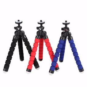 Mini Tripé Flexível Para Celulares Gopro Câmera Digital Top