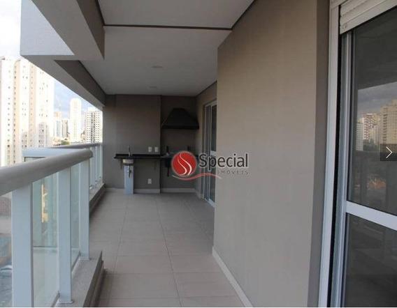 Apartamento Com 3 Dormitórios À Venda, 127 M² - Tatuapé - São Paulo/sp - Ap12792