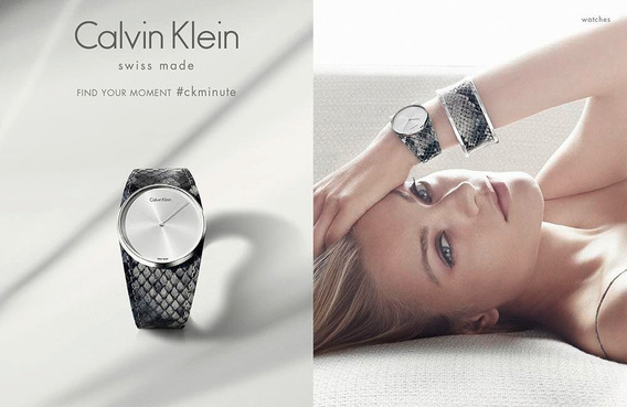 Reloj Calvin Klein Spellbound Dama Entrega Inmediata