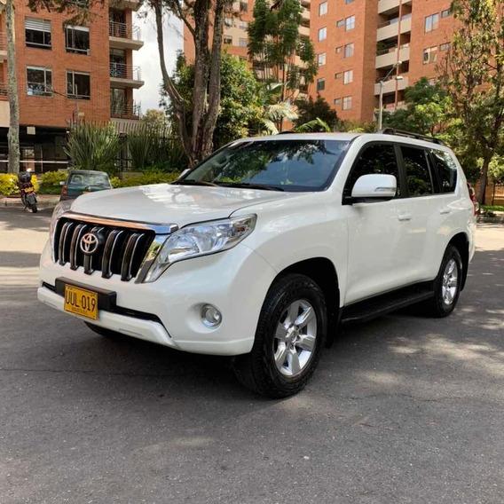 Toyota Lc Prado Blindada 2 Plus Tx 2015 Diesel
