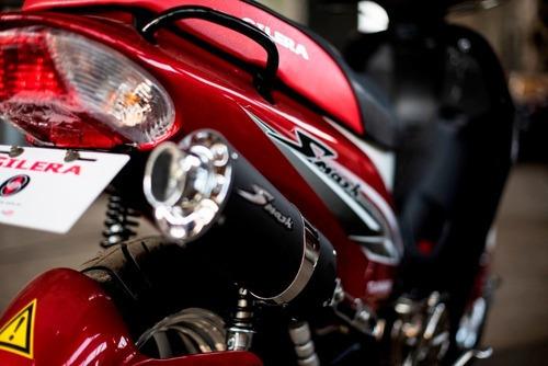 Gilera Smash 110cc Tuning Full - Motozuni V Lopéz