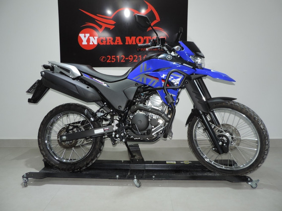 Yamaha Xtz 250 Lander 2020 1mil Km Azul