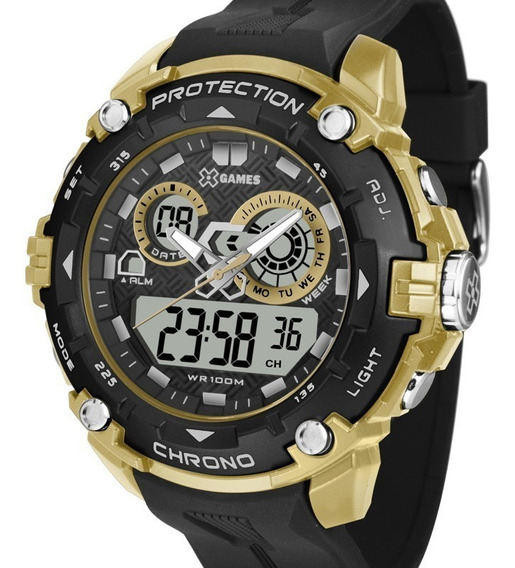 Relógio X-games Masculino Xmppa275 Bxpx C/ Garantia E Nf