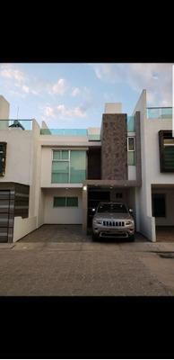 Casa En Renta Fracc. Residencial Bugambilias Cuautlancingo