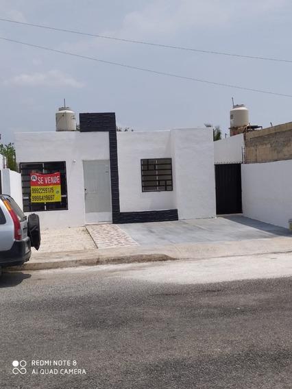 Casa 2 Recamara Y 1 Baño. Cd. Caucel Almendros