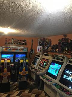 Maquina Arcade Sega Originales Cosmos