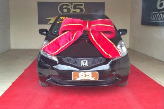 Honda Fit 1.4 Lxl 16v Flex 4p Aut 2010