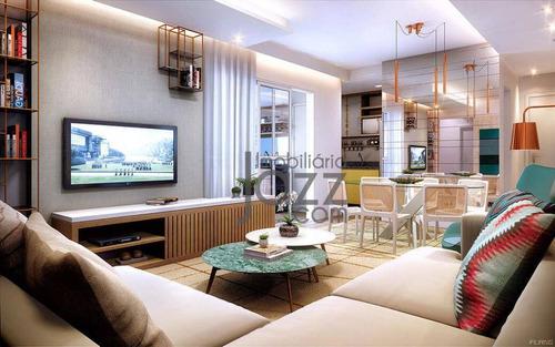 Apartamento Com 3 Dormitórios À Venda, 95 M² Por R$ 562.394 - Bosque Das Juritis - Ribeirão Preto/sp - Ap5420