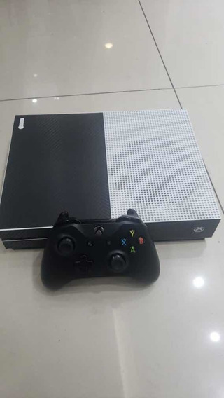 Xbox One S 500 Gb + 1 Controle 3 Meses Garantia