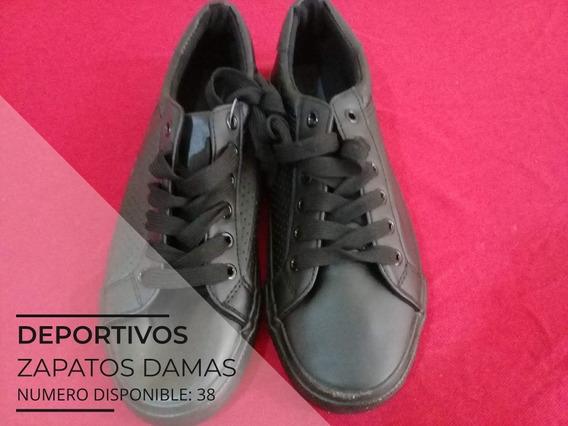 Zapatos Deportivos Para Damas Hangten Numero 38