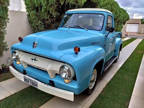 Ford F100 1954 6cc Original