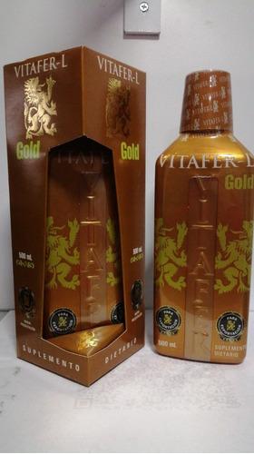 Vitafer Gold Multivitamínico Natural Medy ( 2 Unidades )