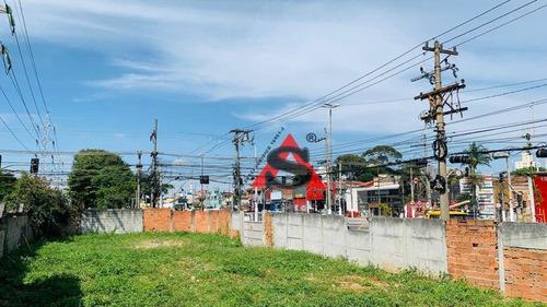 Terreno Para Alugar, 480 M² Por R$ 20.000,00/mês - Tatuapé - São Paulo/sp - Te0517