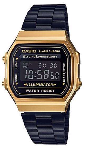 Relógio Casio A168wegb 1bdf Original Nfe + Garantia