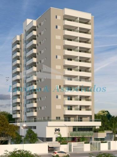 Apartamento No Canto Do Forte, 02 Dormitórios Sendo 01 Suíte E 01 Vaga De Garagem. - Ap01898 - 67727097
