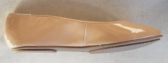 Zapato De Piso (flat) Crema,kenneth Cole 7.5, 8eu(5y 5.5mex)