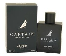 Perfume Captain Molyneux Eau De Parfum 100 Ml - Selo Adipec