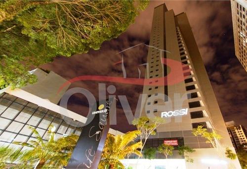 Imagem 1 de 6 de Universe Life Square Conjunto Comercial Centro Curitiba Invespark Batel Praça Rui Barbosa - Pr00005 - 32310511