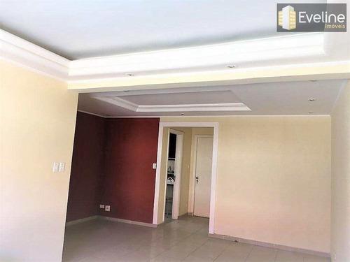 Apartamento A Venda Em Suzano - Cond. Mediterrane De 3 Dorms... - V370
