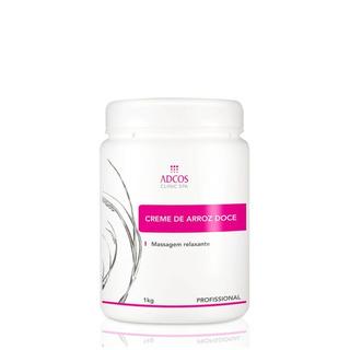 Adcos Clinic Spa Creme De Arroz Doce 1kg