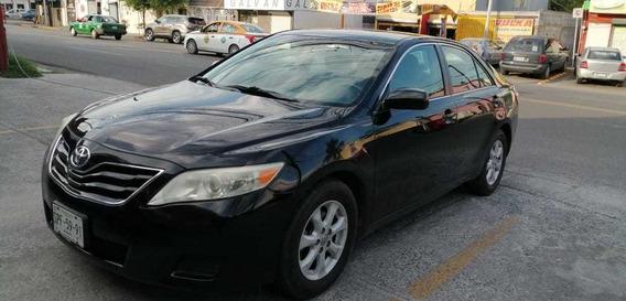 Camry Le 10 Negro 4p Aut 132km $115m Muy Buenas Condiciones