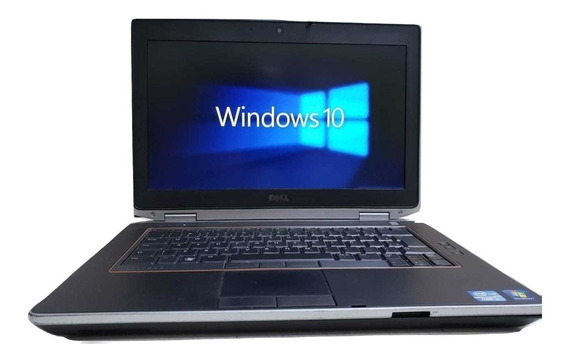 Notebook Dell Latitude E6420 - Intel I5 4gb Ddr3 Hd 500gb