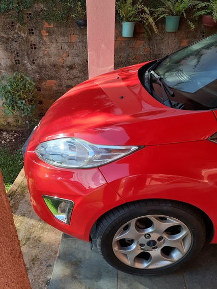 Ford Fiesta 1.6 16v Se Flex 5p 2013