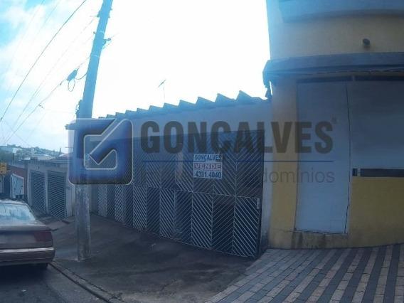 Venda Casa Terrea Sao Bernardo Do Campo Bairro Assunçao Ref: - 1033-1-132407