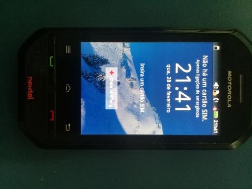 Motorola I86 Funcionando Ótimo Estado  Nextel Frete Grátis