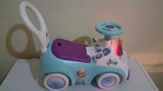 Carro Montable Para Niñas De Frosen