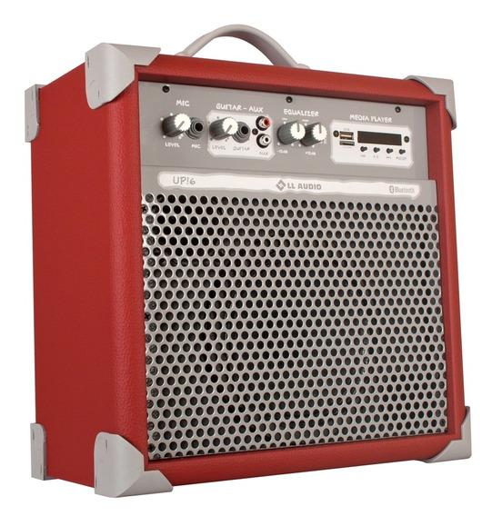 Caixa Multiuso Ll Audio Up! 6 Dr 45w Bluetooth/fm/usb/sd