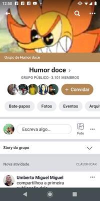 Página + Grupo Com Mais De 1mil Pessoas