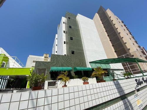 Apartamento Em Manaíra, João Pessoa/pb De 110m² 1 Quartos À Venda Por R$ 180.000,00 - Ap968723