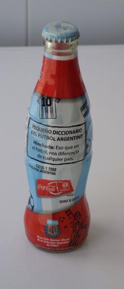 Botella Coca Cola 2006 Patrocinador Copa Mundial Fifa