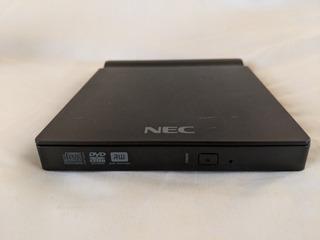 Reproductor Quemador De Disco Compacto O Dvd Marca Nec