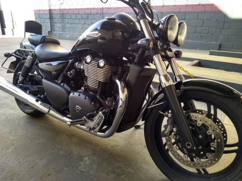 Harley-davidson N