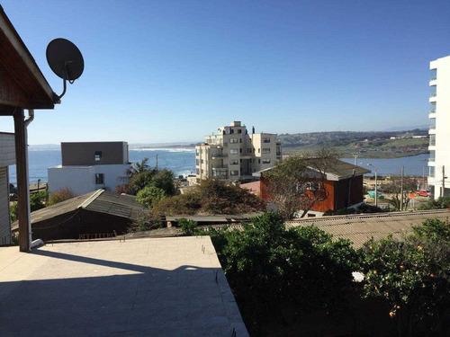 Imagen 1 de 30 de Hermosa Casa En Con Con, Gran Patio, Cerca Calle Principal