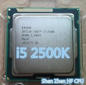 Processador Intel Core I5 2500k 3.3 Ghz 3330 2100 2400 3770