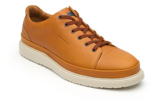 Sneaker Urbano Quirelli Caballero 700301 Tan