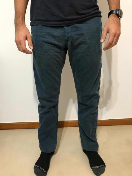 Pantalon Kevingston De Gabardina