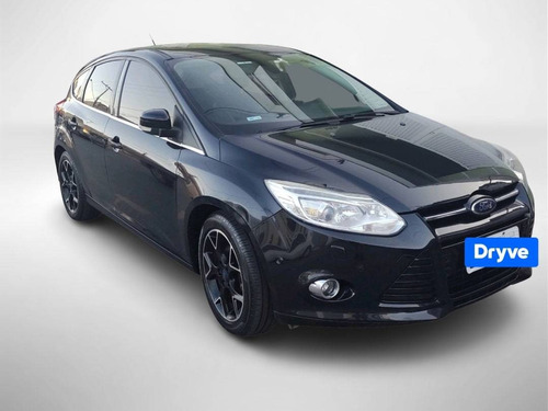 Ford Focus Titanium 2.0 16v Powershift Flex