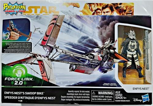 Imagen 1 de 1 de Enfys Nest´s Swoop Bike - Star Wars Force Link 2.0