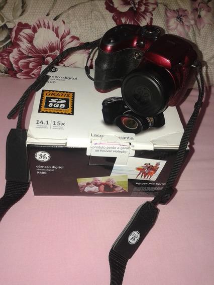 Câmera Digital Ge