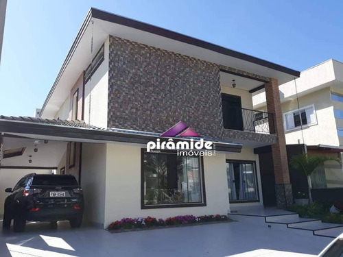 Casa À Venda, 230 M² Por R$ 980.000,00 - Villa Branca - Jacareí/sp - Ca5584