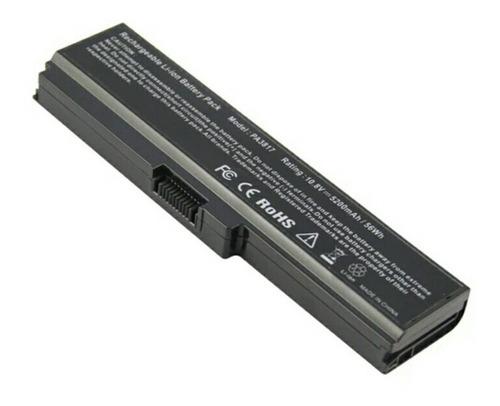 Bateria Toshiba C645 A660 A665 C640 C650 C655 Pa3817u-1brs